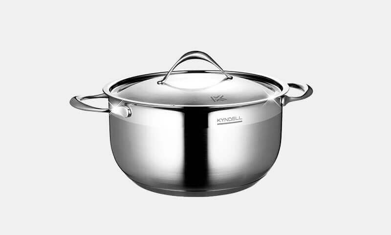 Cuckoo Malaysia Kyndell Cookware Stainless Steel Single Pot-2